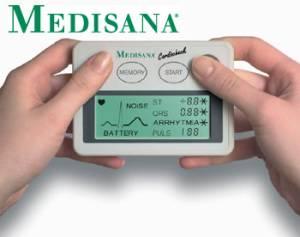 Прибор для сердечного мониторинга - Кардиочек
