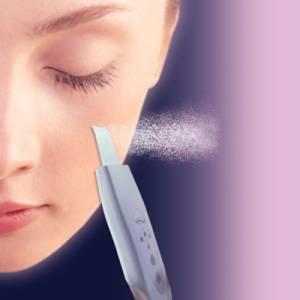 GEZATONE Аппарат для ультразвуковой чистки лица (пилинга) мод. KUS-2K