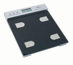 Весы напольные с анализатором жира и воды ESG2804C