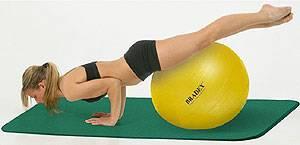 BRADEX Мат для фитнеса и йоги