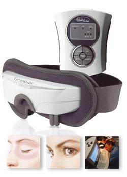 Магнитно-акупунктурный массажер для глаз с тепловой и вибромассажной функцией BEM-III